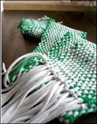 How To Make T Shirt Yarn Rug 282 Best T Shirt Yarn And Patterns Images On Pinterest Diy Rugs