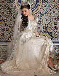 takchita mariage chic caftan marocain blanc 2015 pour mariage spécialement crée