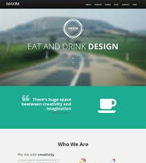 theme pictures maxim free onepage bootstrap theme bootstrapmade