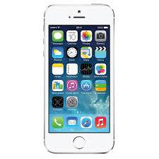 amazon com apple iphone 5s 16 gb unlocked silver cell phones