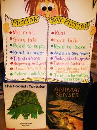first grade wow fiction and non fiction