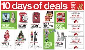 target s 10 days of deals get 20 kitchen items today only