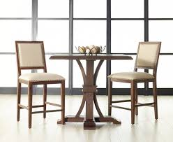 3 piece counter height table set 3 piece counter height dining set orient express furniture devon