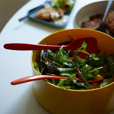 thanksgiving green salads food wine