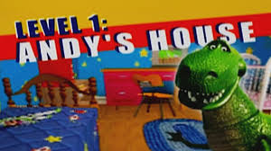 toy story 2 andy u0027s house level 1