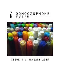 Telemarketer Synonym Zoomoozophone Review Issue 4 January 2015 By Zoomoozophone