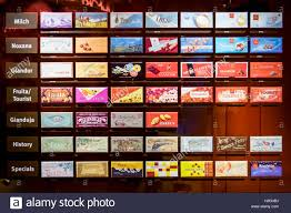 vintage and contemporary chocolate bar designs of chocolat frey on