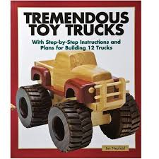 tremendous toy trucks book rockler woodworking and hardware