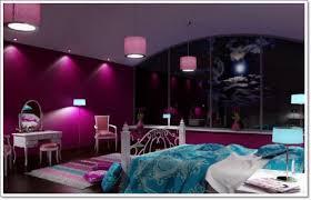 Inspirational Purple Bedroom Design Ideas - Deep purple bedroom ideas