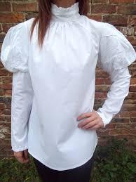 button blouses york shop of horrors busk abigail back button blouse