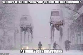 Winter Storm Meme - monday s meme special ice storm edition knappmannlaw legal news