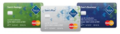 Store Business Credit Cards Sam U0027s Club 5 3 1 Cash Back Credit Card Program With Synchrony