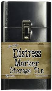 black friday amazon storage amazon com ranger tda49425 tim holtz empty distress tin