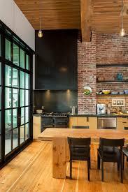 Urban Design Kitchens - urban loft design kitchen industrial with ideas modern trash cans