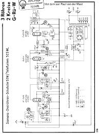 siemens schatulle 53w telefunken 523w radio sm service manual