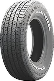 225 70r14 light truck tires amazon com milestar streetsteel tire 225 70r14 98t sl rwl 225 70 14
