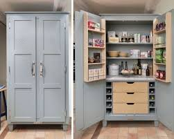 free standing kitchen pantry furniture best 25 free standing pantry ideas on standing pantry