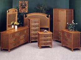wicker bedroom furniture ebay florentine 6 drawer double wicker