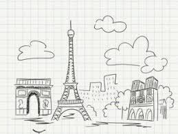i love paris sketch free vectors ui download