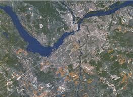 Satellite View Map File Ottawa Satellite 1990 Png Wikimedia Commons