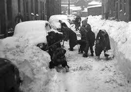 thanksgiving of 1950 stopped pittsburgh cold pittsburgh