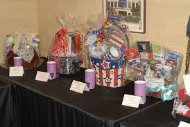 raffle baskets cancer society fundraiser to include basket raffle