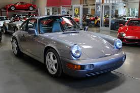 1990 porsche 911 carrera 2 1990 porsche 911 carrera 4 san francisco sports cars