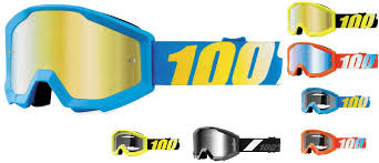 100 motocross goggle accuri invaders 100 dirt bike u0026 motocross goggles on sale