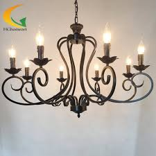 Chandelier Mural Chandelier Metal Led Candle Editonline Us