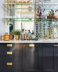 where to buy glass shelves for kitchen cabinets bistro shelves in the kitchen haus