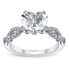 heart bridal rings images Antique heart shape engagement rings jpg