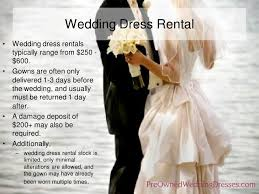 wedding dresses for rent preownedweddingdresses sell wedding dress buy vs rent
