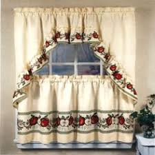 Tuscany Kitchen Curtains by New Country Wine Burgundy Sage Green Tan Plaid Curtain Window