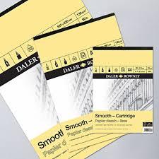 daler rowney a series cartridge pad 130gsm 30 sheets sketch pads