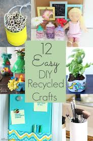 Flower Vase Crafts Diy Recycled Bottle Flower Vase Craft