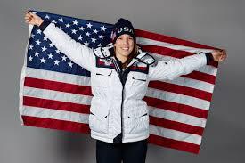 Usa Flag Photos Olympics 2018 Erin Hamlin Will Carry The Flag For Team Usa Time