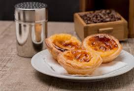 dessert portugais cuisine flan portugais pastéis de nata