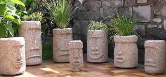 Face Planter 100 Flower Pot Molds Best 25 Concrete Molds Ideas On