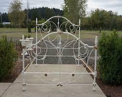 bed frame vintage iron bed frame kecxtbu vintage iron bed frame