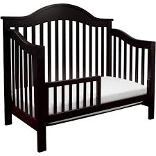 Convertible Crib With Toddler Rail by Davinci Jayden 4 In 1 Convertible Crib With Toddler Bed Conversion