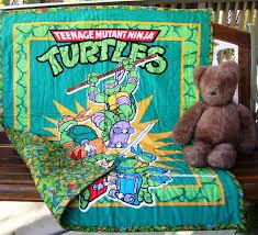 Ninja Turtle Bedding Fun Boys Teenage Mutant Ninja Turtle 36wx44l Baby
