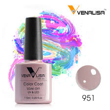 61508 venalisa new brand 100 gel polish soak off uv led uv gel