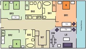 2 bedroom condos in myrtle beach sc 3 bedroom 3 bath oceanfront condo oceanfront condos at grand