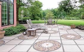 outdoor flooring ideas
