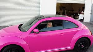 matte pink car las vegas car wraps vehicle wraps wall wraps custom vehicle wraps