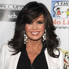 how to cut hair like marie osmond hollywood s 10 most frozen faces marie osmond hair style and