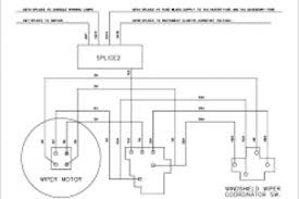 wiper motor wiring diagram toyota wiring diagram