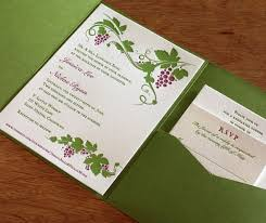 customized wedding invitations pocket folders for letterpress invitation suites customized