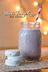 where to buy white fudge oreos white fudge oreo hot chocolate to die for hot chocolate recipes