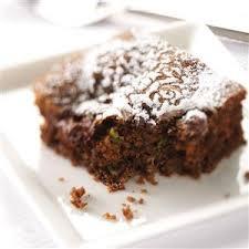zucchini chip chocolate cake recipe taste of home